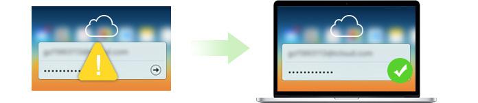 Odzyskaj hasło iCloud