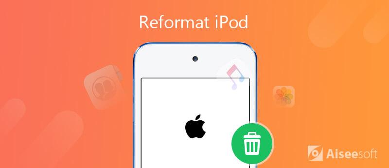 Riformatta l'iPod
