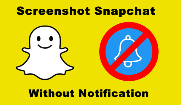How to screenshot on Snapchat without Notification