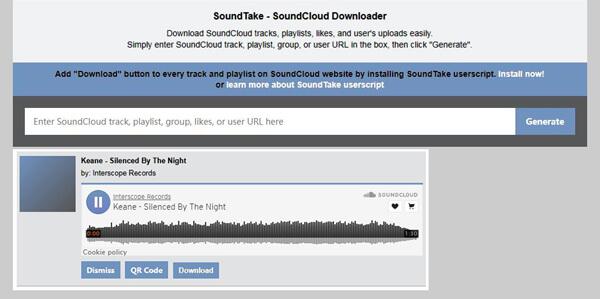 SoundTake