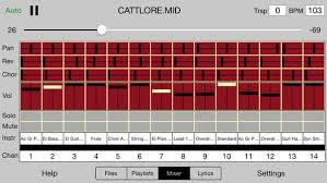 Φύλλο MIDI Music