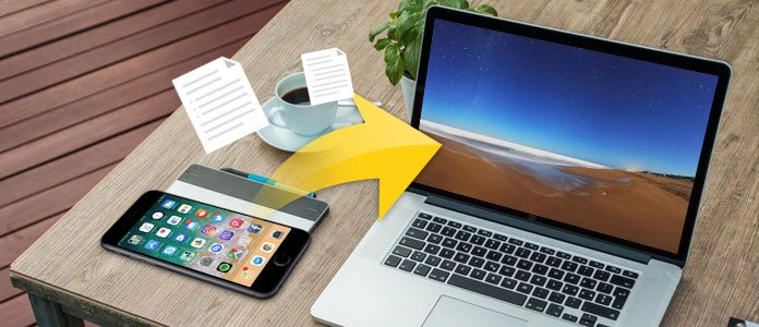 Come trasferire file da iPhone a Mac