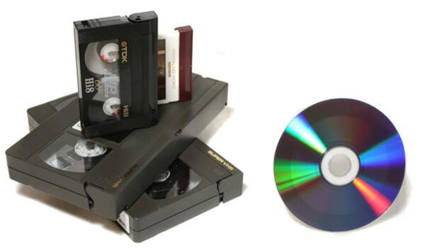 Μεταφορά Hi8 σε DVD