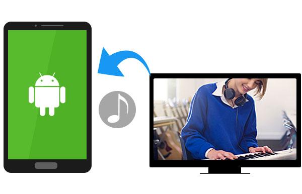 Trasferisci musica dal computer ad Android