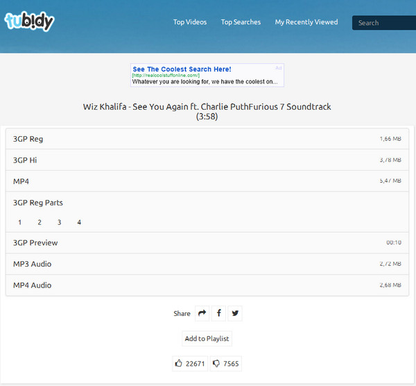 Download Tubidy 3GP video