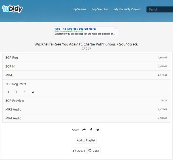 Tubidy Free 3gp Videos