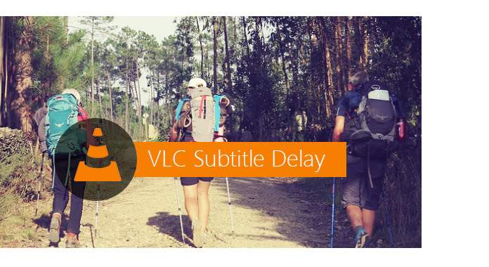Opóźnienie napisów VLC