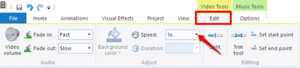 Windows Movie Maker Slow Motion