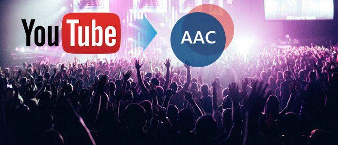 YouTube στο AAC
