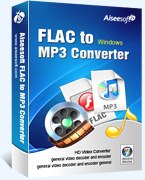 FLAC to MP3 Converter box