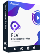 FLV Video Converter per Mac