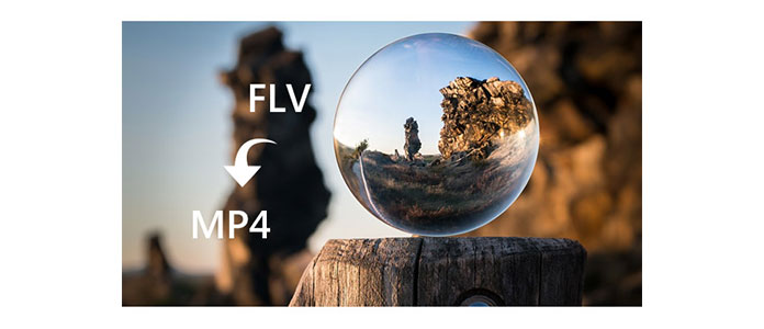 Converti FLV in MP4 su Mac