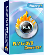 FLV to DVD Converter box