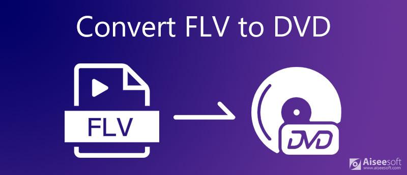Μετατροπή FLV σε DVD