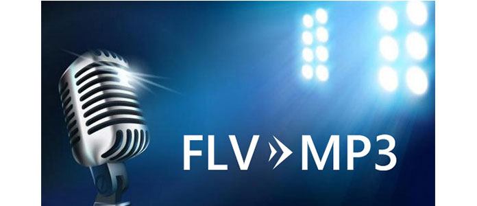 Converti FLV in MP3
