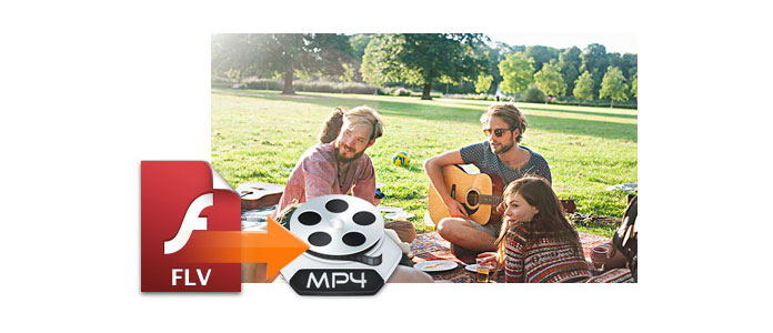 How to Free Convert FLV to MP4