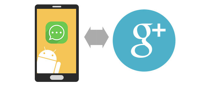 Android secret contacts