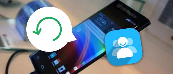 Odzyskaj usunięte numery telefonów na Androidzie