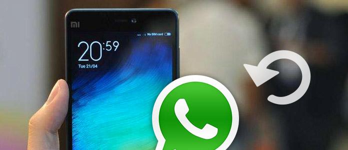 Recupera messaggi WhatsApp eliminati