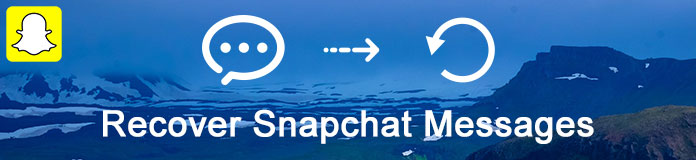 Snapchat recovery recover lost snapchat messages how to recover deleted messages on snapchat from iphone or android phone ccuart Choice Image