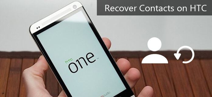 Recover Deleted Contacts on HTC