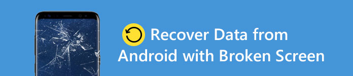 Recover Photos from Broken Screen Android