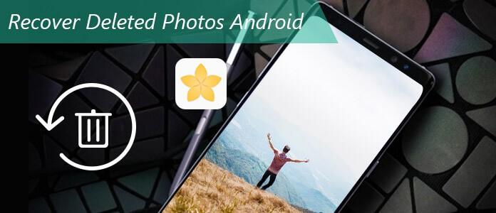 Odzyskaj usunięte zdjęcia Android