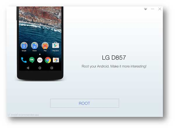 Root Dispositivi Android con Kingo Root
