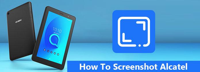 Screenshot su Alcatel (One Touch)