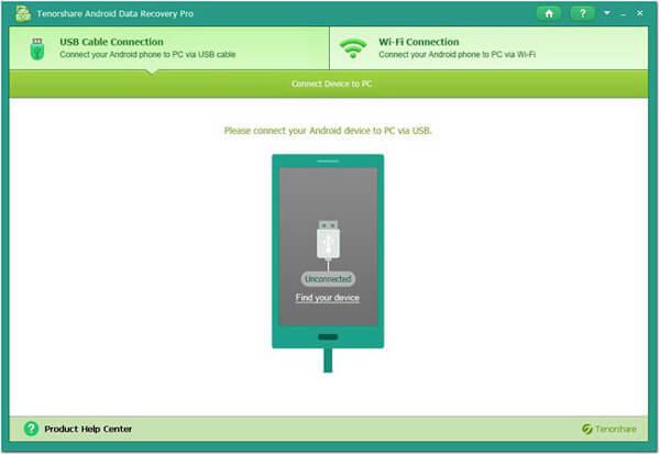 Ternoshare Android Data Recovery Pro