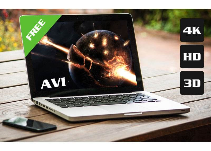 AVI Player gratuito per Mac