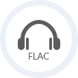 Extract FLAC audio file