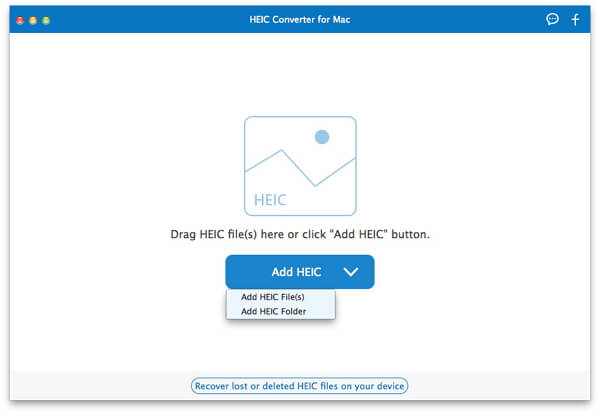 Aiseesoft HEIC Converter for Mac