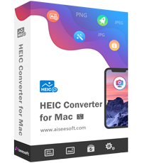 用於Mac的HEIC轉換器