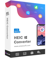 Convertitore HEIC Aiseesoft