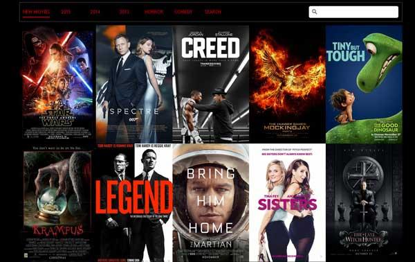 Δωρεάν εφαρμογή σύνδεσης ταινιών