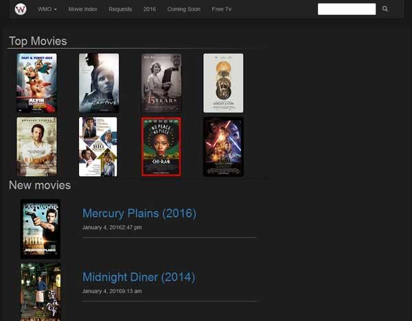 Παρακολουθήστε ταινίες online δωρεάν