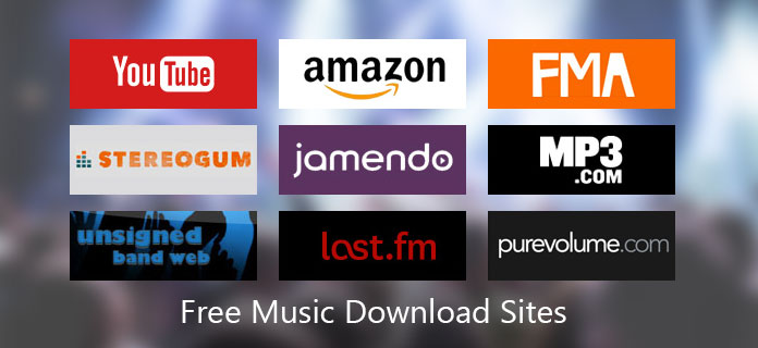 top 10 music downloads site