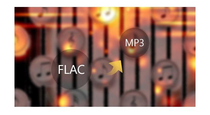 FLAC to MP3 Video Converter for Mac