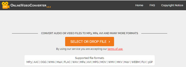 Online AVI to MP4 Converter