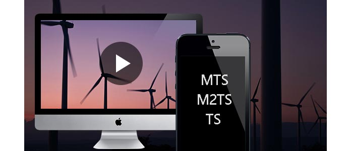 Odtwarzaj pliki MTS M2TS TS na telefonie iPhone 5 lub Mac