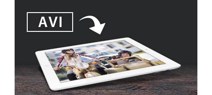 AVI in iPad