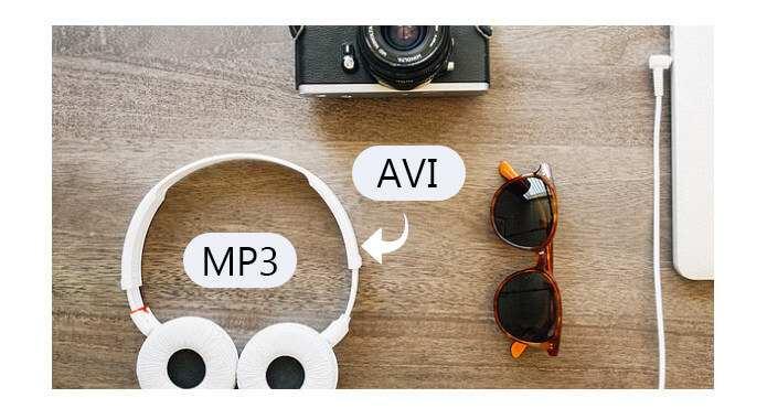 Da AVI a MP3