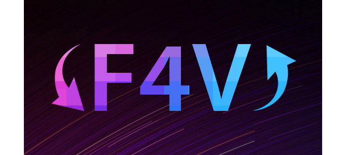 Convert F4V to Video Format