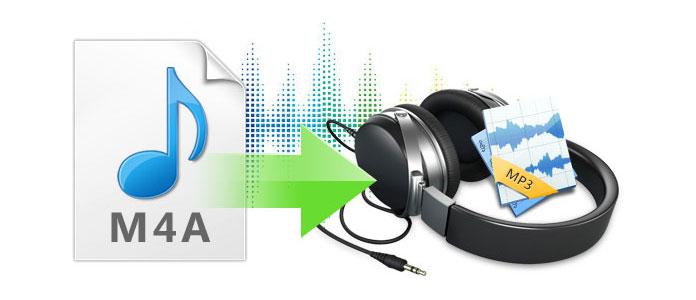 Konwertuj M4A na MP3
