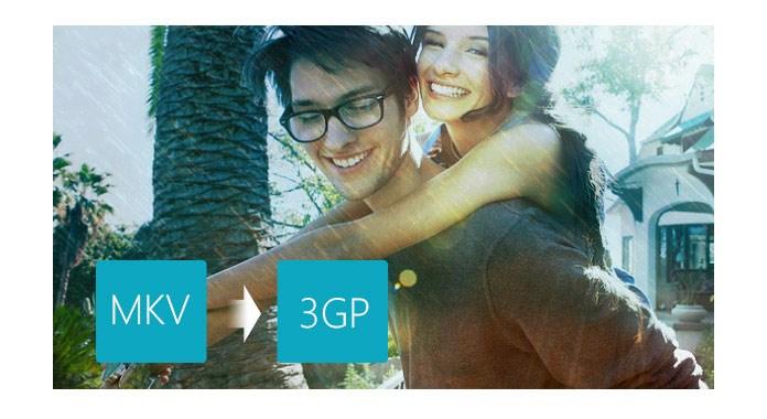 Μετατρέψτε το MKV σε 3GP
