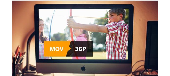 Μετατρέψτε το MOV σε 3GP