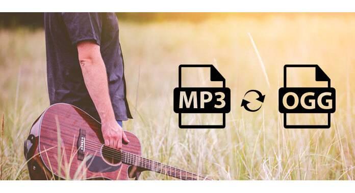Konwertuj MP3 na OGG