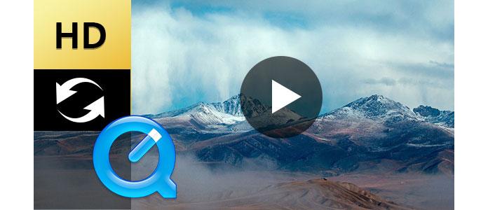 Μετατροπή βίντεο QuickTime HD