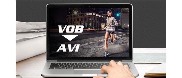 Converti VOB in AVI